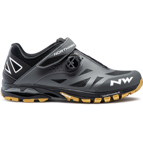 Northwave Spider Plus 2 Schoenen Heren, anthracite